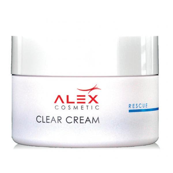 ALEX COSMETICS Анти-себум крем Clear Cream 50мл.