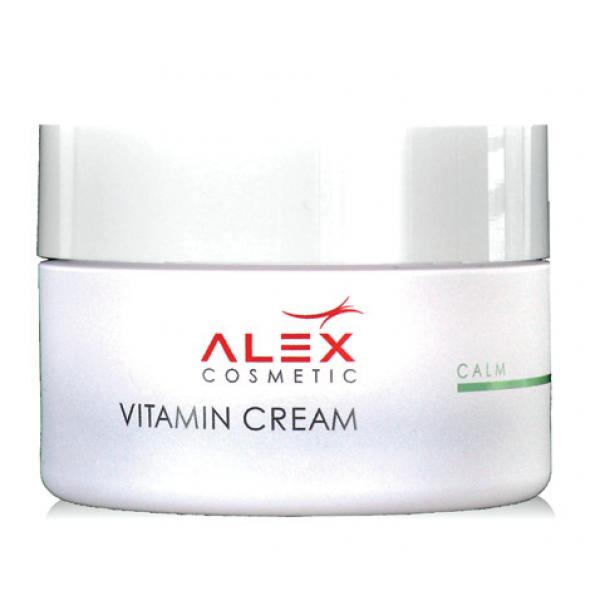 ALEX COSMETICS Билков Витаминен крем Herbal Vitamin Cream Крем 50мл.