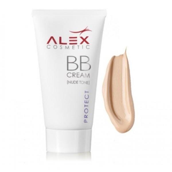 ALEX COSMETICS BB Cream Nude tone Терапевтичен крем 30мл.
