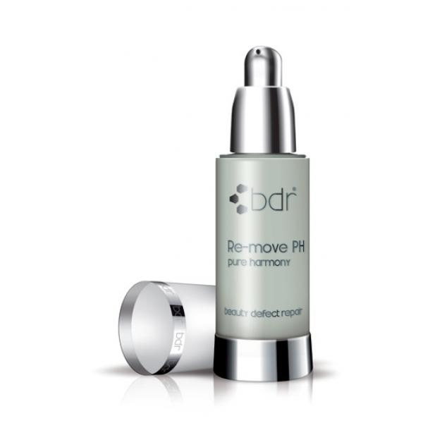 BDR Re-move PH pure harmony Почистващо мляко с микронизирано сребро 100мл.