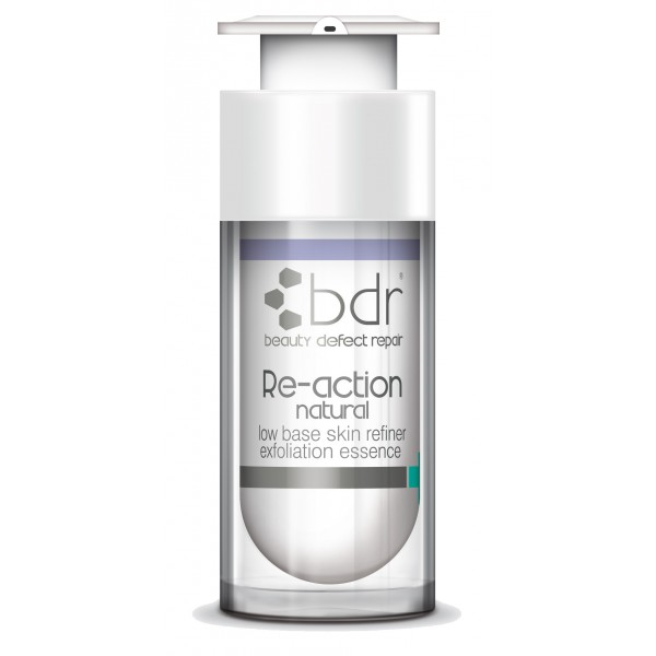 BDR Re-action natural skin refiner – LOW BASE Реактиватор натурал 10% 30мл.