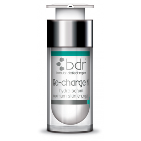 BDR Re-charge N Hydro Serum Maximum Skin Energizer Лифтинг нано серум 30мл.