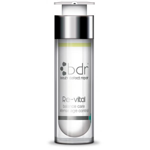 BDR Re-vital balance care Финален подхранващ и защитен крем  50мл.
