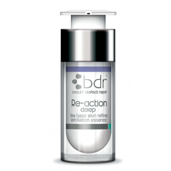 BDR Re-action deep skin refiner – LOW BASE Реактиватор дълбок 10% 30мл.