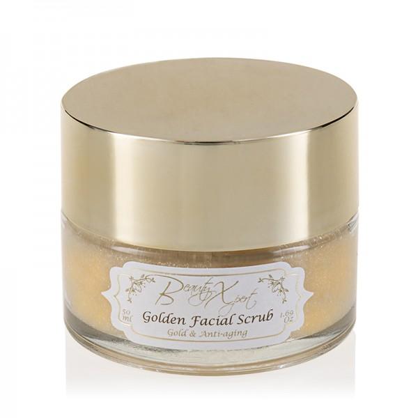 Beauty Expert Златен ексфолиант 50ml
