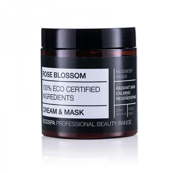EcoSpa Крем-маска  Розов цвят 250ml
