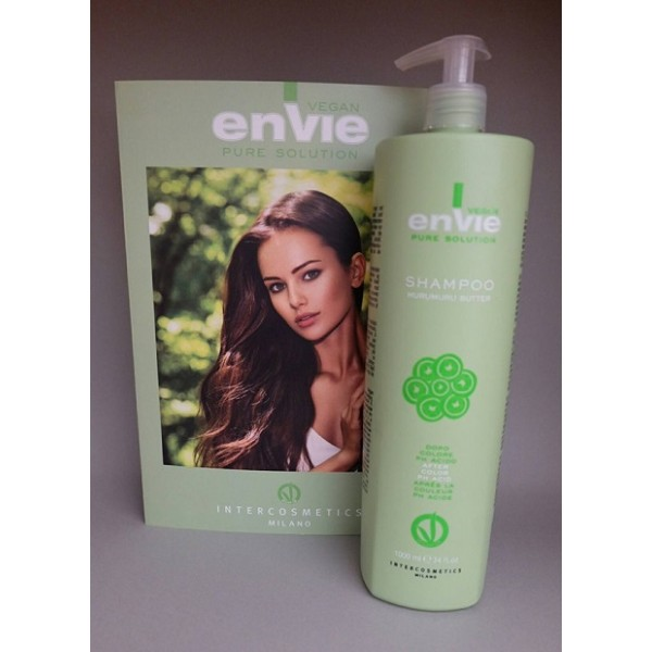 ENVIE VEGAN Шампоан за боядисана коса с палмово масло 1000мл