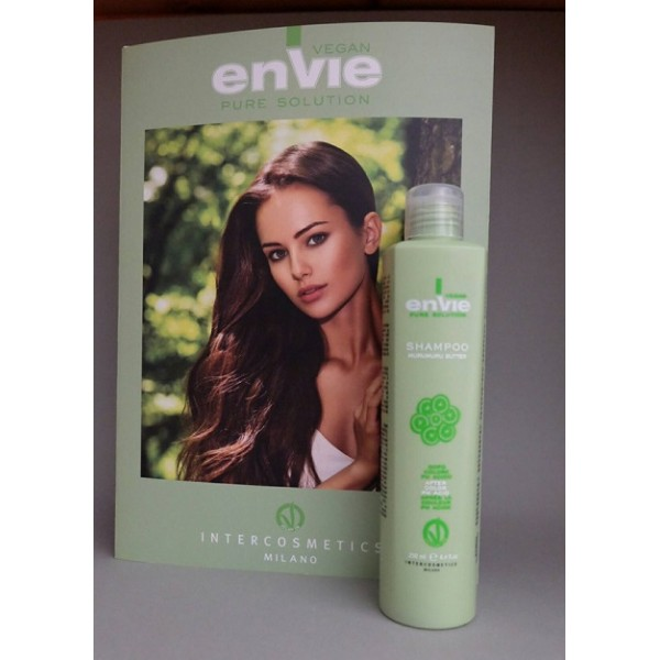 ENVIE VEGAN Шампоан за боядисана коса с палмово масло 250мл