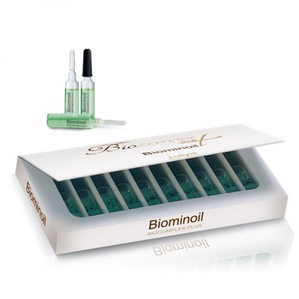 Jalyd Biocomplex Plus Biominoil Ампули Био Минерално Олио