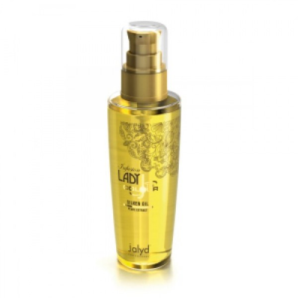 Jalyd Lady J the Colour Infusion Silken Oil Копринено Олио за Коса