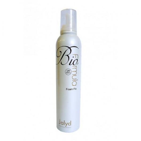 Jalyd Bioformula Foam Fix Пяна за коса силна фиксация
