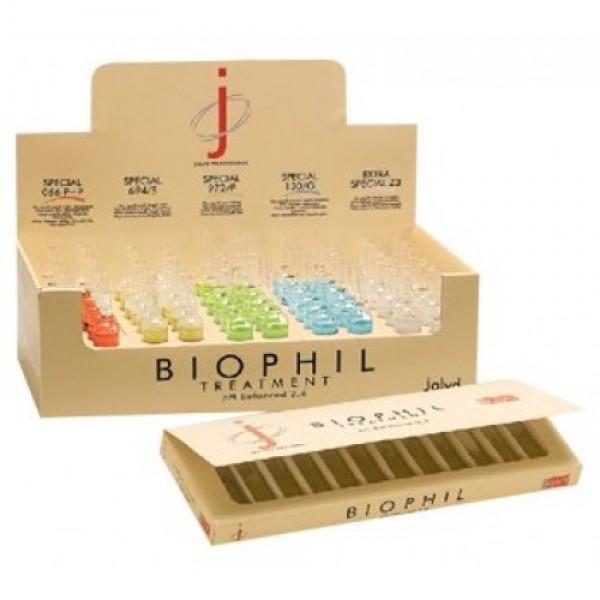 Jalyd Biophil Kit 60 fiale x 18ml Комплект Ампули за коса
