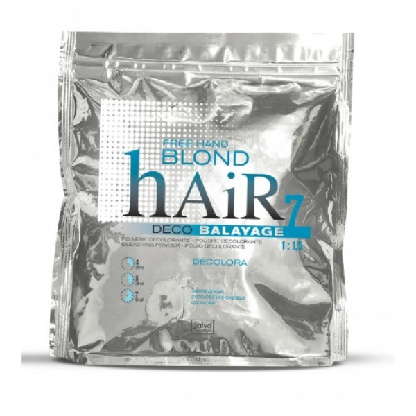 Jalyd Blond Hair Free Hand 7 levels Balayage Блондор за Балеаж