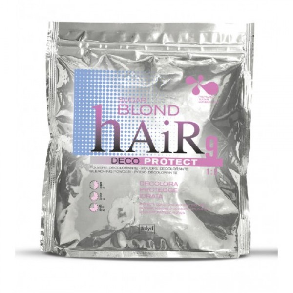 Jalyd Blond Hair Sugar 9 levels Deco Protect Блондор 9 тона