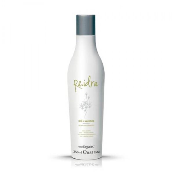 Jalyd Re.idra Oils + Keratin Терапия Олио + Кератин крем