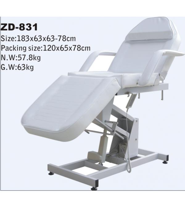 Тройно чупеща електрическа кушетка, ZD 831