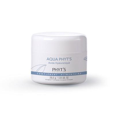 PHYT`S Хранителна добавка Хиалуронова киселина Aqua Phyt's