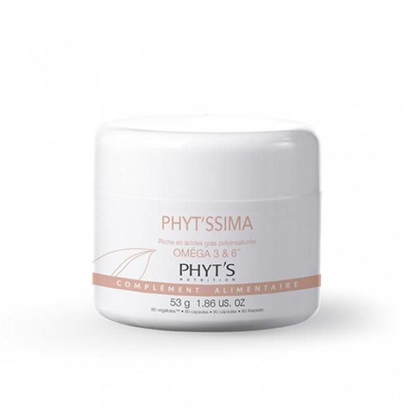 PHYT`S Хранителна добавка за суха кожа PHYT'SSIMA