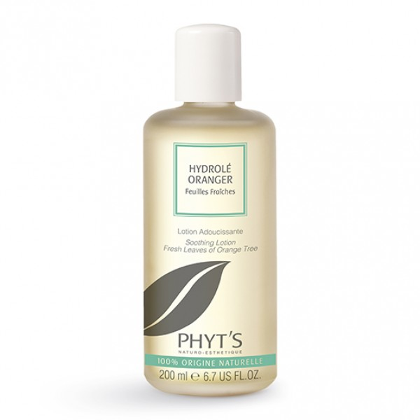 PHYT`S Тоник за нормална, суха и чувствителна кожа HYDROLÉ ORANGER 200мл