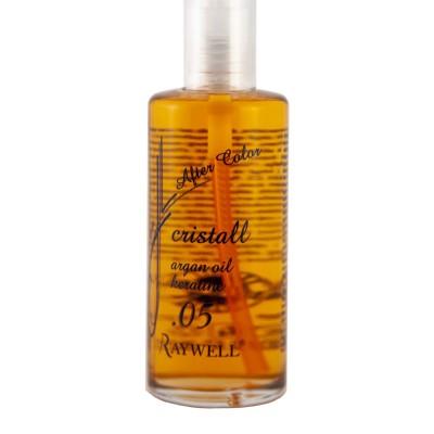 RAYWELL Кристали с олио от арган и кератин 100мл