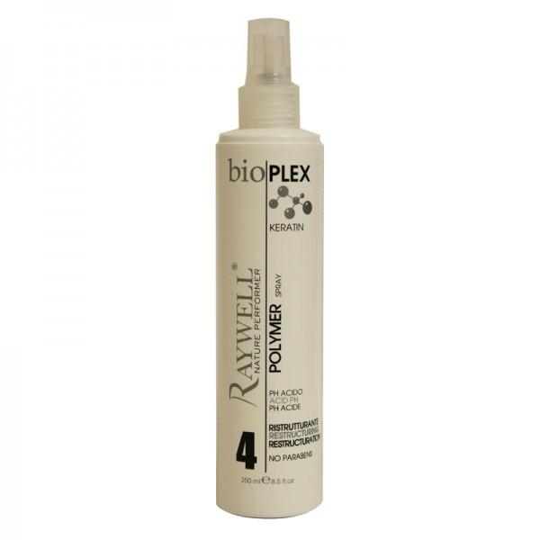 RAYWELL BIO PLEX Полимер с кис. pH 300мл – без парабени №4